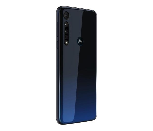 Motorola One Macro 4/64GB Dual SIM IPX2 Space Blue + etui - 527985 - zdjęcie 7