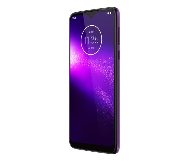 Motorola One Macro 4/64GB Dual SIM IPX2 Ultra Violet + etui - 527986 - zdjęcie 2
