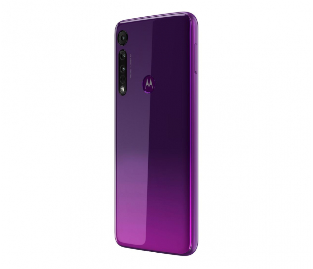 Motorola One Macro 4/64GB Dual SIM IPX2 Ultra Violet + etui - 527986 - zdjęcie 5