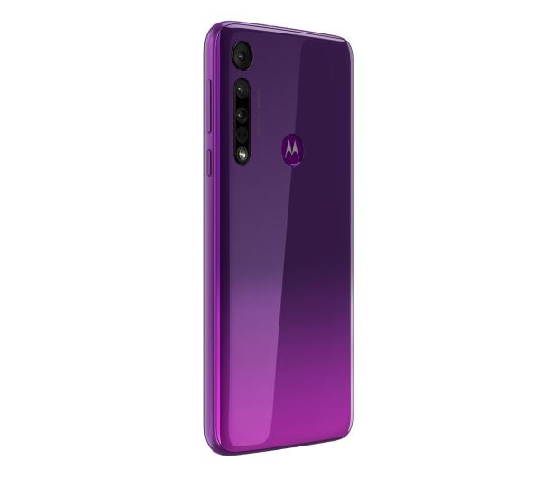 Motorola One Macro 4/64GB Dual SIM IPX2 Ultra Violet + etui - 527986 - zdjęcie 7