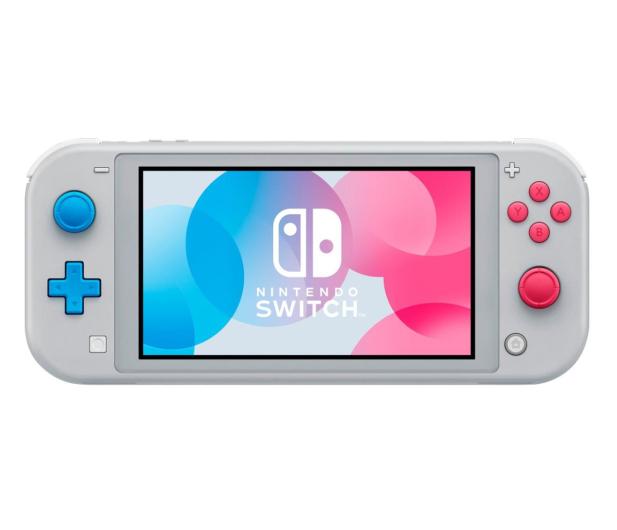 Nintendo Switch Lite (Zacian & Zamazenta) - 527198 - zdjęcie