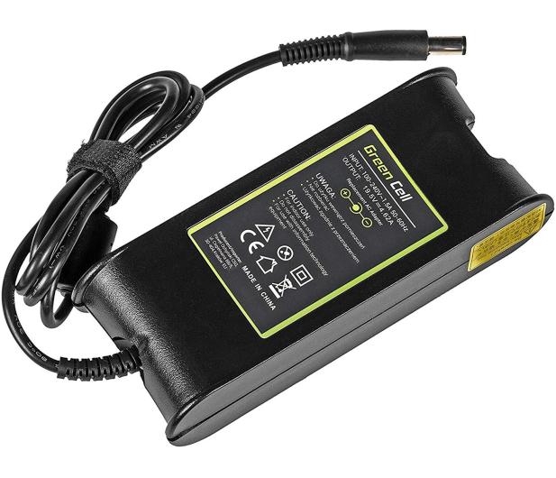 Green Cell Zasilacz do Dell 90W (4.62A, 7.4-5.0mm) - 514080 - zdjęcie 2