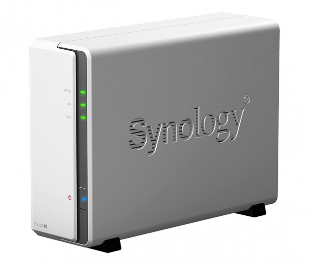 Synology DS120j (1xHDD, 2x800MHz, 512MB, 2xUSB, 1xLAN) - 526156 - zdjęcie