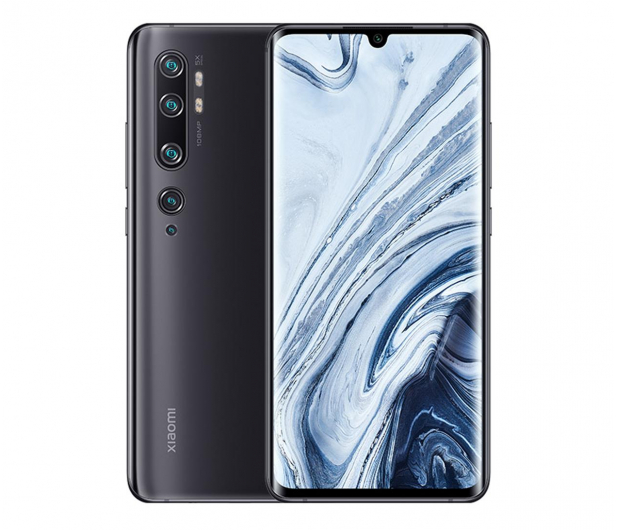 Xiaomi Mi Note 10 6/128GB Midnight Black  - 527806 - zdjęcie