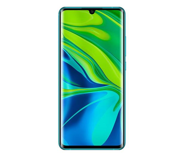 Xiaomi Mi Note 10 Pro 8/256GB Aurora Green - 527810 - zdjęcie 2