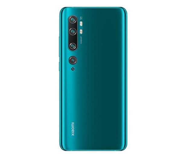 Xiaomi Mi Note 10 Pro 8/256GB Aurora Green - 527810 - zdjęcie 3