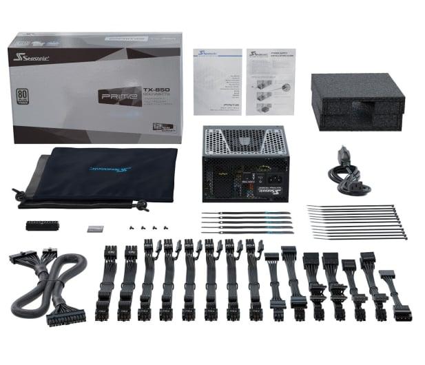 Seasonic Prime Ultra 850W 80 Plus Titanium - 526182 - zdjęcie 6