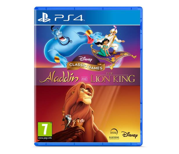 PlayStation Disney Classic Games: Aladdin and the Lion King - 527436 - zdjęcie