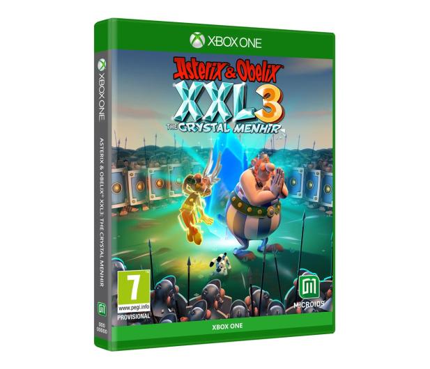 Xbox Asterix & Obelix XXL3 Limited Edition - 527474 - zdjęcie