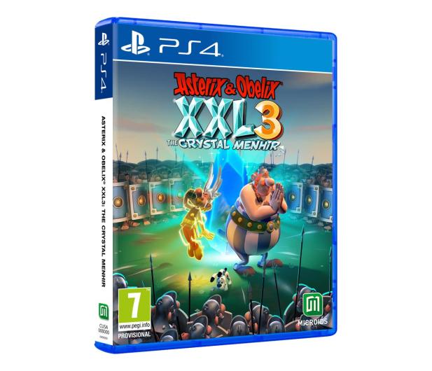 PlayStation Asterix & Obelix XXL3 Limited Edition - 527473 - zdjęcie
