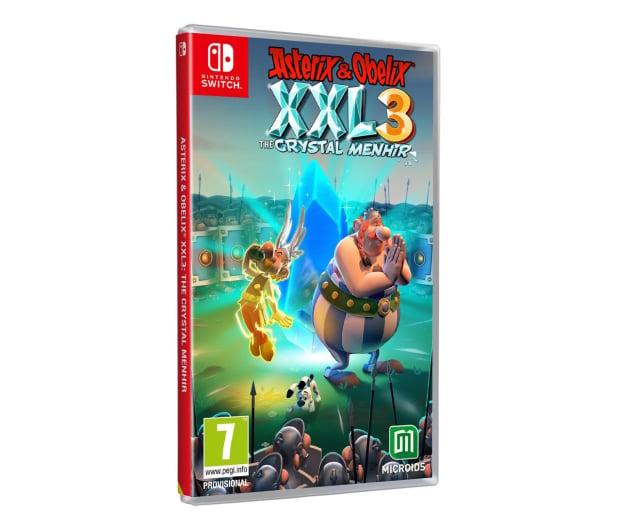 Switch Asterix & Obelix XXL3 Limited Edition - 527476 - zdjęcie