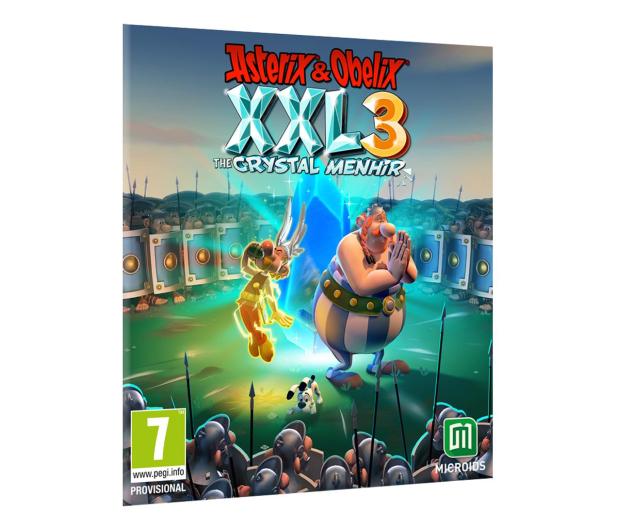 PC Asterix & Obelix XXL3 Standard Edition - 527472 - zdjęcie