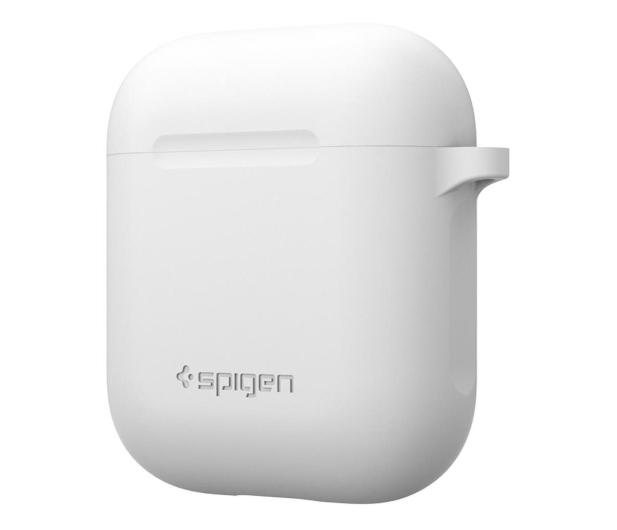 Spigen Apple AirPods case biały - 527223 - zdjęcie 2