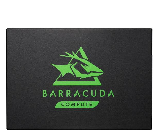 "Seagate 250GB 2,5"" SATA SSD BarraCuda 120 - 527878 - zdjęcie"