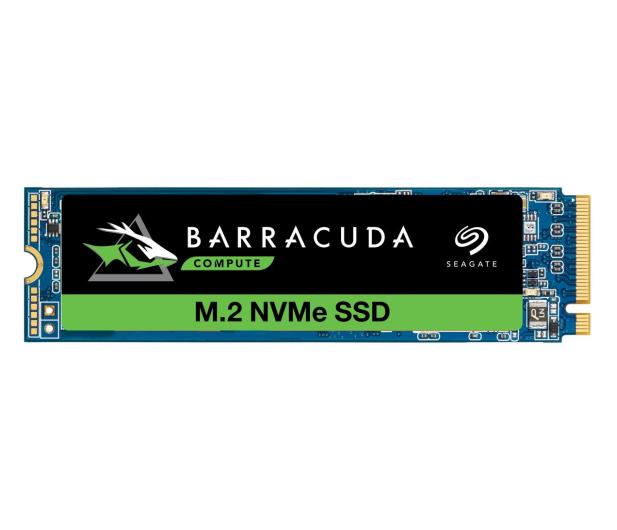 Seagate 500GB M.2 PCIe NVMe BarraCuda 510 - 527888 - zdjęcie