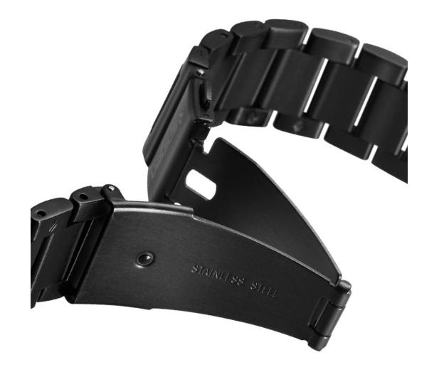 Spigen Bransoleta do smartwatchy Modern Fit Band czarny - 527359 - zdjęcie 3