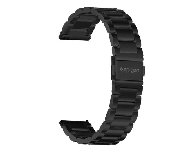 Spigen Bransoleta do smartwatchy Modern Fit Band czarny - 527359 - zdjęcie 2