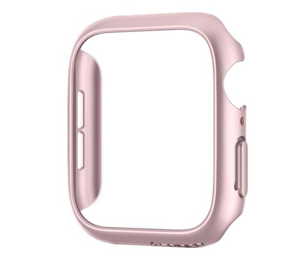 Spigen Thin Fit do Apple Watch 4/5 różowe złoto - 527291 - zdjęcie