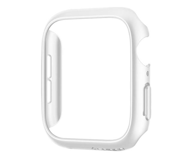 Spigen Obudowa Thin Fit Apple Watch 4/5 44 mm White - 527294 - zdjęcie