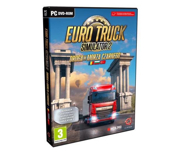 PC Euro Truck Simulator 2: Droga do Morza Czarnego - 527421 - zdjęcie