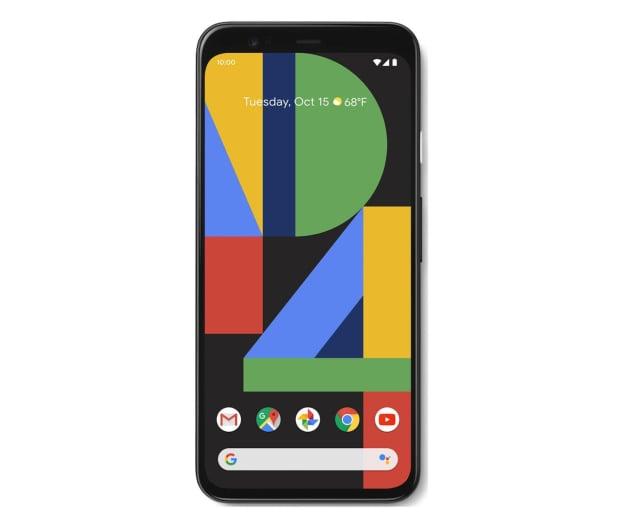 Google Pixel 4 64GB LTE Just Black - 528557 - zdjęcie 2