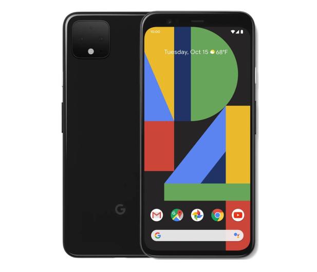 Google Pixel 4 XL 64GB LTE Just Black - 528560 - zdjęcie