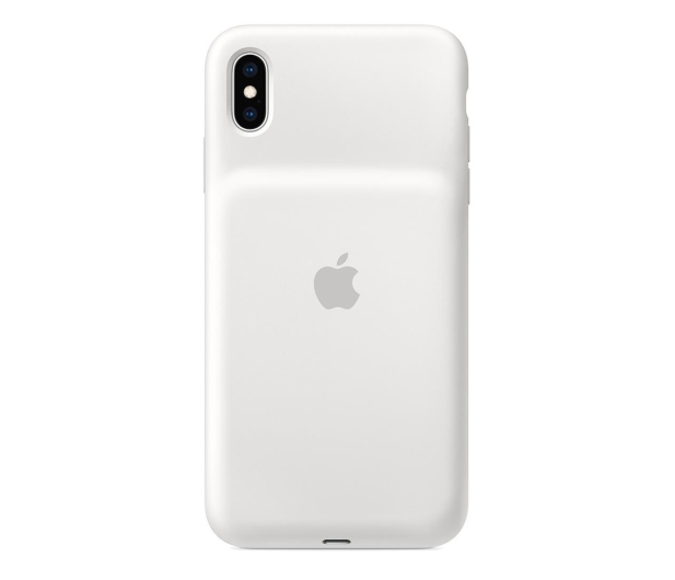 Apple Smart Battery Case do iPhone Xs Max White - 527742 - zdjęcie