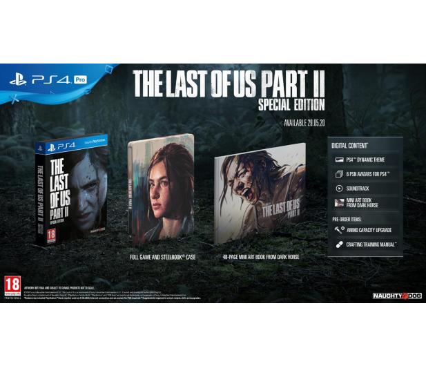 PlayStation The Last of Us 2 Sp Ed  - 527652 - zdjęcie 2