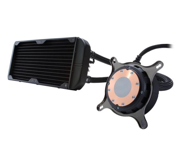 Fractal Design Celsius S24 Blackout 2x120mm - 527855 - zdjęcie 5