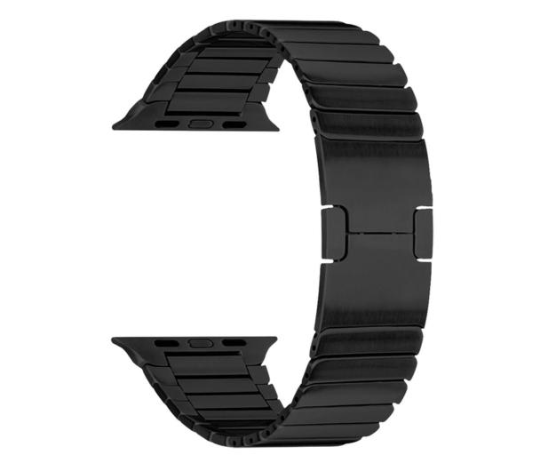 TOPP Bransoleta Stalowa do Apple Watch czarny - 528016 - zdjęcie
