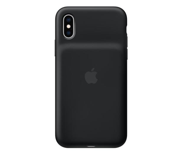 Apple Smart Battery Case do iPhone Xs Black - 527740 - zdjęcie