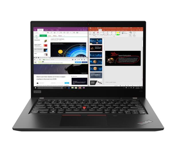 Lenovo ThinkPad X395 Ryzen 5/8GB/256/Win10Pro - 526342 - zdjęcie 2