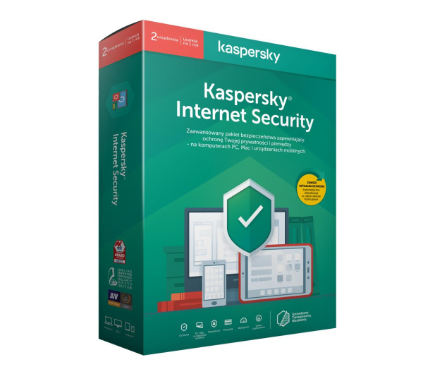 Kaspersky Internet Security Multi-Device 2st. (12m.) - 169441 - zdjęcie