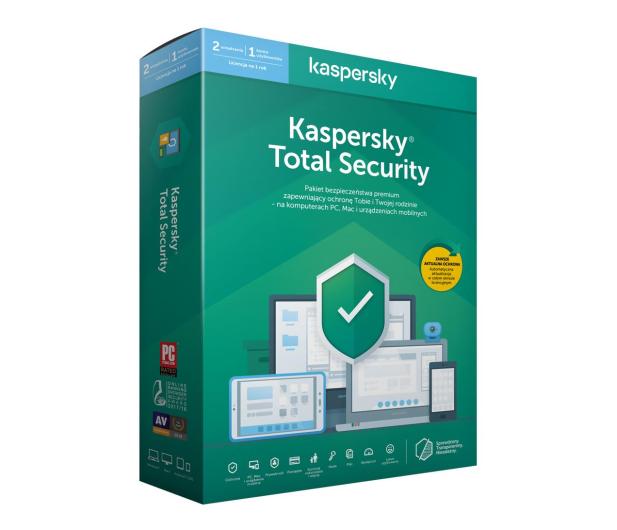 Kaspersky Total Security Multi-Device 2st. (12m.) - 267633 - zdjęcie
