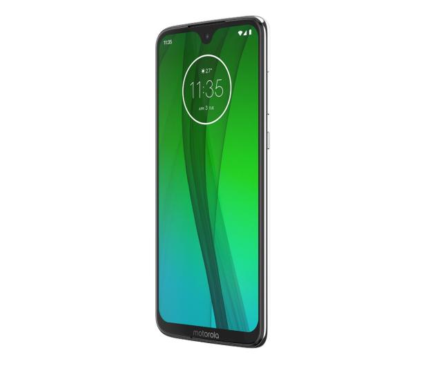 Motorola Moto G7 4/64GB Dual SIM Clear White - 529570 - zdjęcie 4