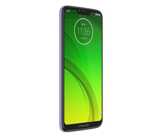 Motorola Moto G7 Power 4/64GB Dual SIM fioletowy + etui - 520443 - zdjęcie 4