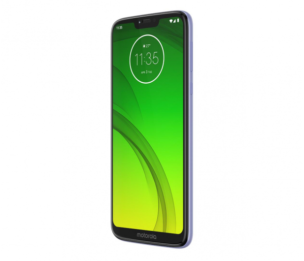 Motorola Moto G7 Power 4/64GB Dual SIM fioletowy + etui - 520443 - zdjęcie 2