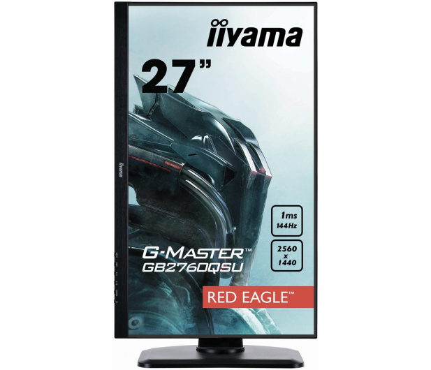 iiyama G-Master GB2760QSU Red Eagle  - 367760 - zdjęcie 4