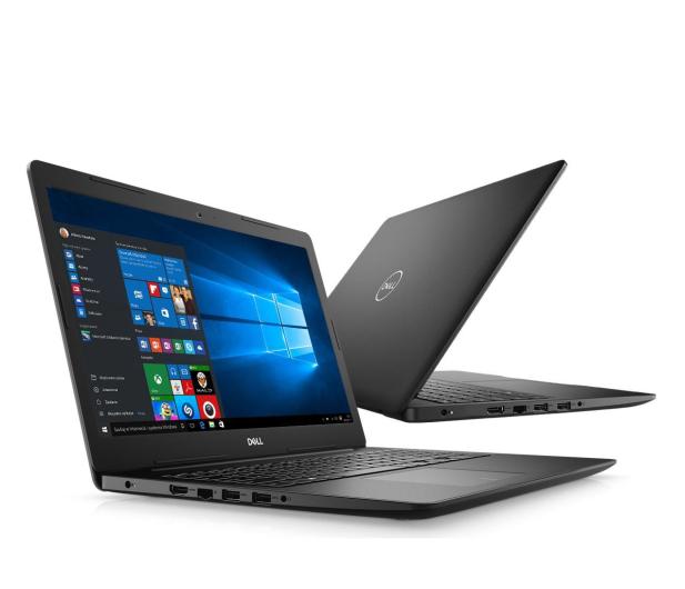 Dell Inspiron 3593 i5-1035G1/8GB/256+1TB/Win10 Czarny - 520792 - zdjęcie