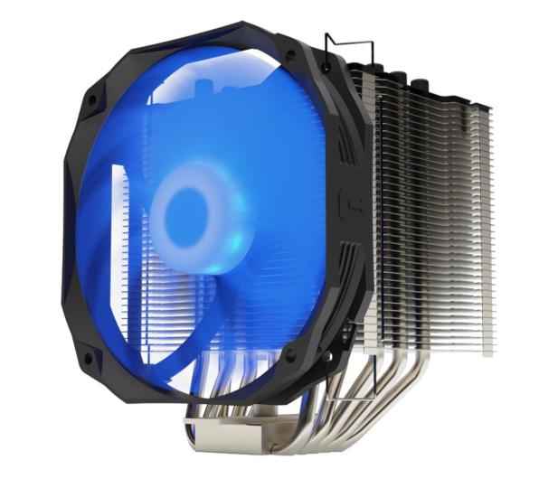 SilentiumPC Fortis 3 RGB 140mm - 529353 - zdjęcie