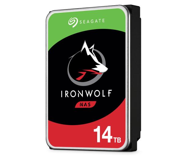 Seagate IRONWOLF 14TB 7200obr. 256MB  - 488300 - zdjęcie 5