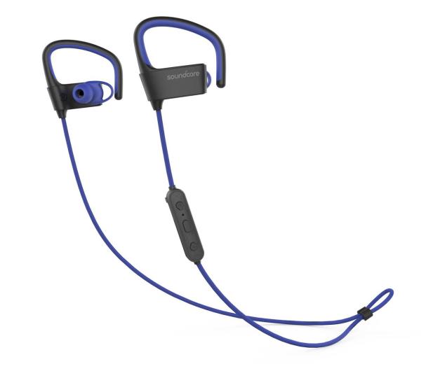SoundCore Arc Black - Blue - 529408 - zdjęcie