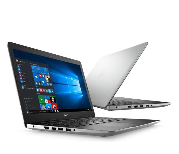 Dell Inspiron 3593 i3-1005G1/8GB/256/Win10S Srebrny - 564927 - zdjęcie