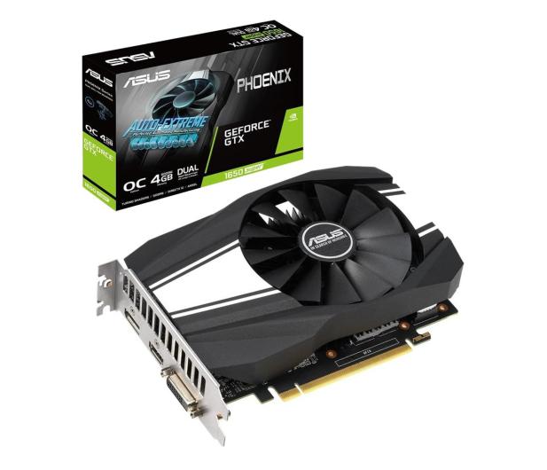 ASUS GeForce GTX 1650 SUPER Phoenix OC 4GB GDDR6 - 529135 - zdjęcie
