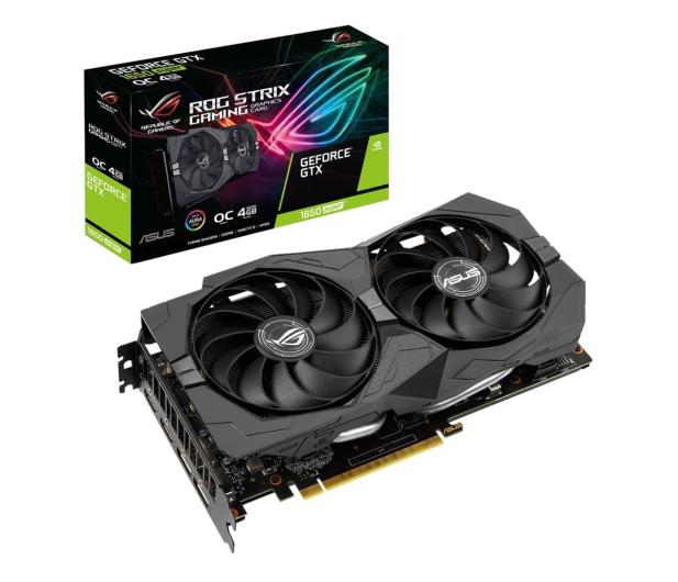 ASUS GeForce GTX 1650 SUPER Strix OC 4GB GDDR6 - 529168 - zdjęcie