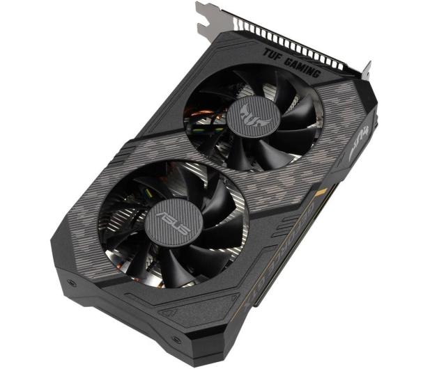 ASUS GeForce GTX 1650 SUPER TUF Gaming 4GB GDDR6 - 529143 - zdjęcie 4