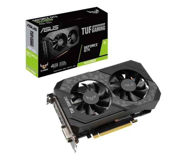 ASUS GeForce GTX 1650 SUPER TUF Gaming 4GB GDDR6 - 529143 - zdjęcie
