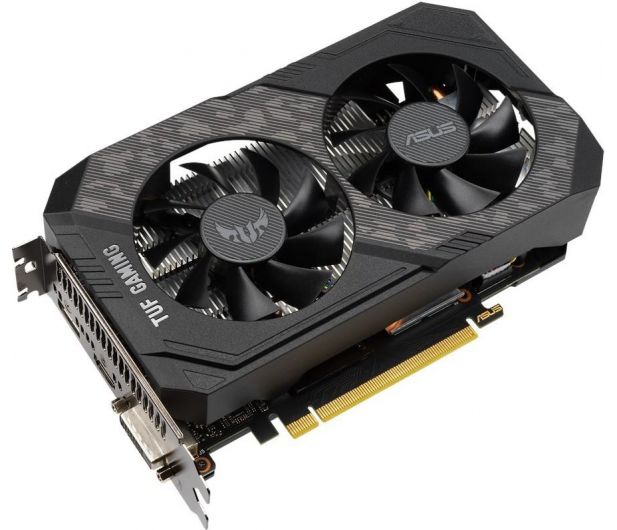 ASUS GeForce GTX 1650 SUPER TUF Gaming OC 4GB GDDR6 - 529138 - zdjęcie 3