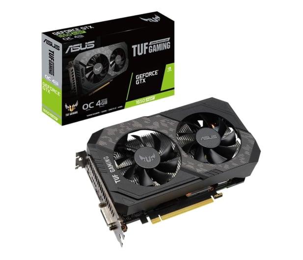 ASUS GeForce GTX 1650 SUPER TUF Gaming OC 4GB GDDR6 - 529138 - zdjęcie