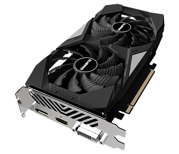 Gigabyte GeForce GTX 1650 SUPER WINDFORCE OC 2X 4GB - 529518 - zdjęcie 4